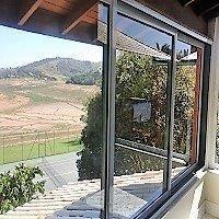 Esquadrias de alumínio para janelas