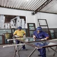 Empresa de esquadrias de alumínio